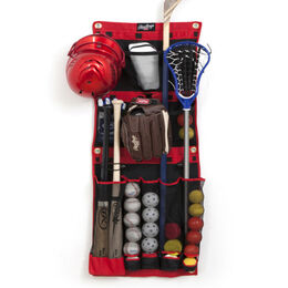 Vertical Sports Organizer