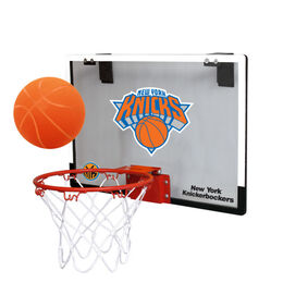 NBA New York Knicks Hoop Set
