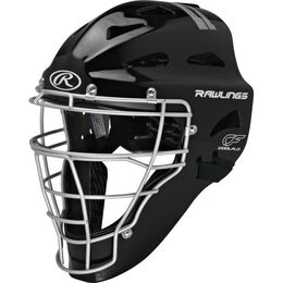 Renegade Youth Catchers Helmet Black