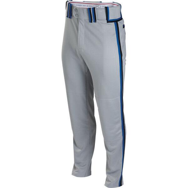 Youth Semi-Relaxed Pant Blue Gray/Black/Royal