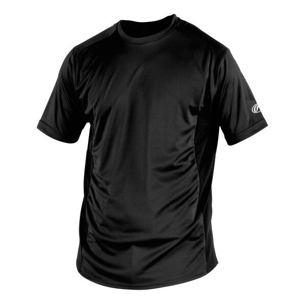 Adult Short Sleeve Shirt Black