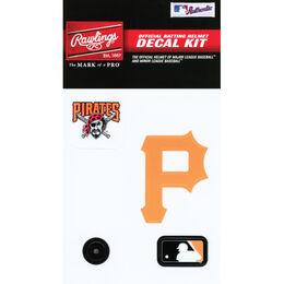 MLB Pittsburgh Pirates Decal Kit