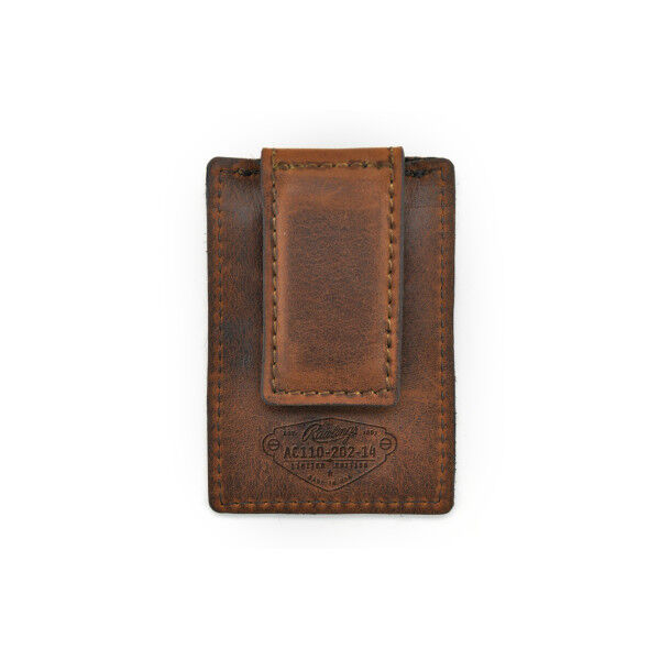 American Handcrafted Wallet with Money Clip