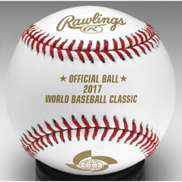 2017 World Baseball Classic Baseball