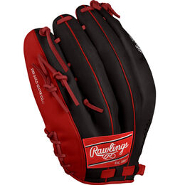 Mike Trout Black Custom Glove