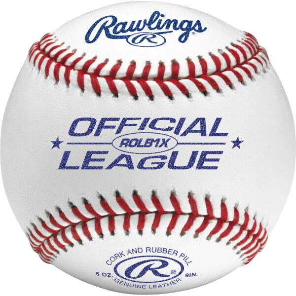 Bucket of Practice Baseballs