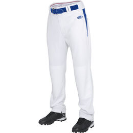 Youth Semi-Relaxed V-Notch Baseball Pant