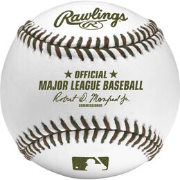 MLB 2017 Memorial Day Baseballs