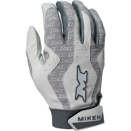 Pro Adult White Batting Gloves