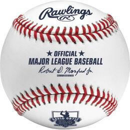 MLB 2016 David Ortiz Anniversary Baseballs
