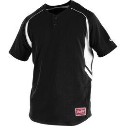 Youth Short Sleeve Jersey Black