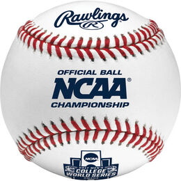 Official 2017 NCAA Championship Baseball