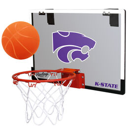 NCAA Kansas State Wildcats Hoop Set