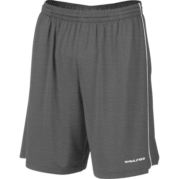 Adult Relaxed Fit Shorts Athletic Gray
