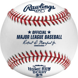 MLB 2015 Home Run Derby Baseballs