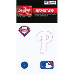 MLB Philadelphia Phillies Decal Kit