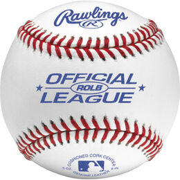 Official League Baseballs - Tournament Grade