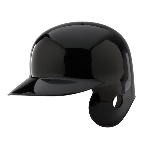 Adult Coolflo Batting Helmet for Right Handed Batter Dark Green/Light Gold