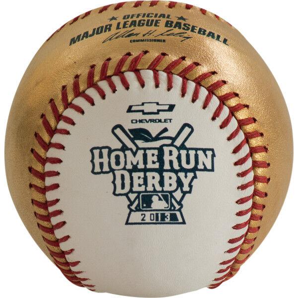24K MLB 2013 Home Run Derby Baseball