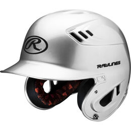 Velo Junior Batting Helmet White