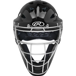 Renegade Adult Catchers Helmet Black