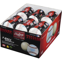 24 Pack Little League 6U Training Baseballs