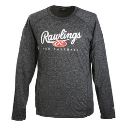 Adult Long Sleeve Pro Baseball Performance Shirt