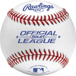 Official League Baseballs - Competition Grade