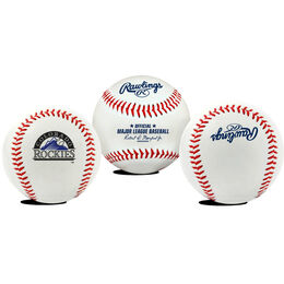 MLB Colorado Rockies Baseball