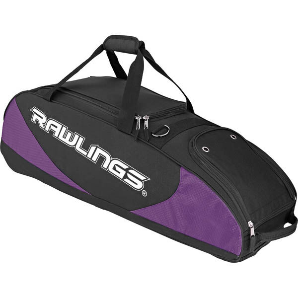 Player Preferred Wheeled Bag Purple