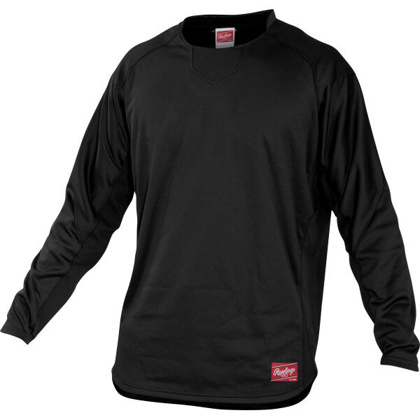 Adult Long Sleeve Shirt Black