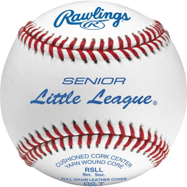 Little League Training Baseballs