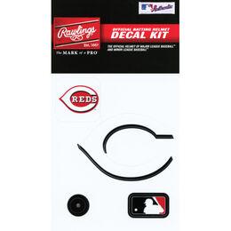 MLB Cincinnati Reds Decal Kit
