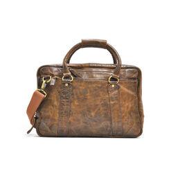 Origins Brown Briefcase