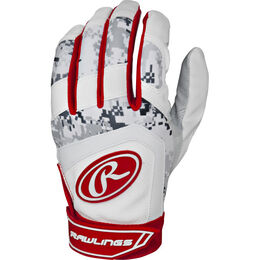 Adult 5150 Batting Glove Scarlet