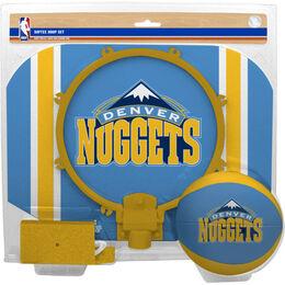 NBA Denver Nuggets Hoop Set