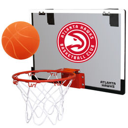 NBA Atlanta Hawks Hoop Set