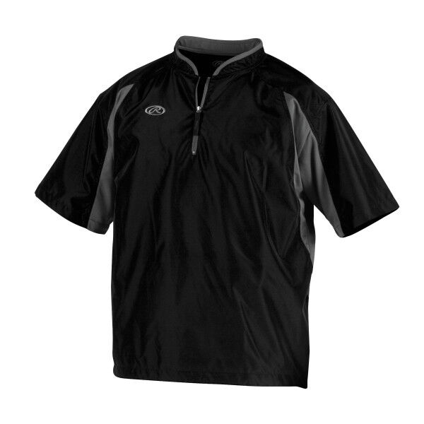 Youth Short Sleeve Jacket Black