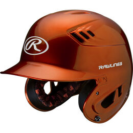Velo Junior Batting Helmet Orange