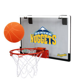 NBA Denver Nuggets Hoop Set
