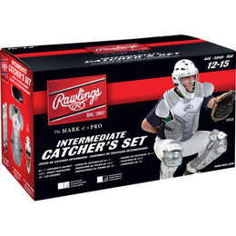 Velo Intermediate Catchers Set