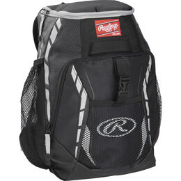 Youth Players Team Backpack Black
