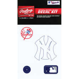 MLB New York Yankees Decal Kit
