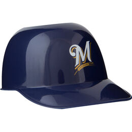MLB Milwaukee Brewers Snack Size Helmets