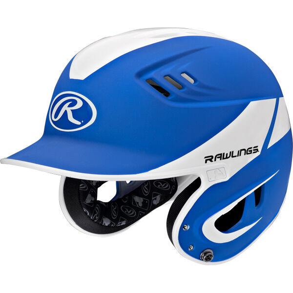 Velo Junior Batting Helmet Royal