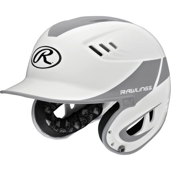 Velo Senior Batting Helmet Silver