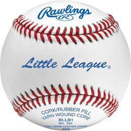 Little League Official Baseballs - Competition Grade