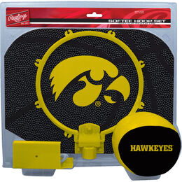 NCAA Iowa Hawkeyes Hoop Set