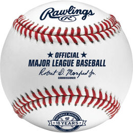 MLB 2015 Washington Nationals Anniversary Baseball