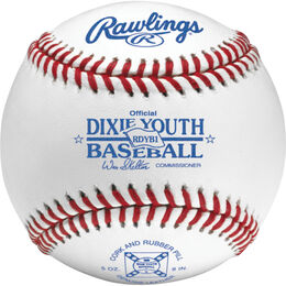 Dixie Official Baseballs